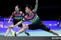 Hasil Lengkap Babak Kedua Thailand Open 2019, 7 Wakil Indonesia Gagal