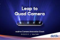 Kamera 64MP di Ponsel Realme? Tunggu 8 Agustus