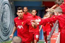 Susunan Pemain Liverpool vs Manchester City