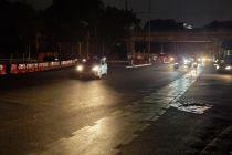 Mati Lampu, Begini Suasana Jakarta Malam Hari