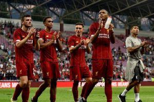Jadwal Bola Jumat: Liga 1, Timnas U-15, Liverpool di Liga Inggris