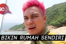 Baim Wong Belajar Bertahan Hidup di Pulau Terpencil