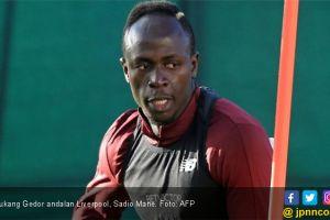 Liverpool Vs Chelsea: Sadio Mane Siap Merumput Sejak Awal