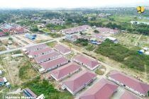 Kementerian PUPR Bangun Huntara untuk Warga Terdampak Bencana Gempa Bumi di Palu, Sigi, dan Donggala
