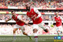 Arsenal 2-1 Burnley: Tepuk Tangan Meriah Buat Dani Ceballos