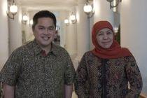 Diisukan Jadi Menteri Jokowi, Erick Thohir Bersedia?