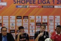 Liga 1: Prediksi Susunan Pemain Persija Jakarta Vs Kalteng Putra