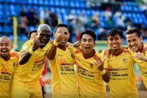 Hasil Liga 2: Sriwijaya FC Raih Tiga Poin di Kandang Perserang