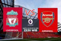 Susunan Pemain Liverpool vs Arsenal: Beri Jalan Ceballos