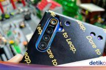 Spek Realme XT Menyeruak, Bawa Kamera 64 MP