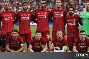 Pimpin Klasemen pada Akhir Agustus, Pertanda Liverpool Next Year Lagi?