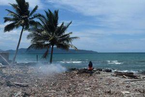 Ilmuwan Inggris Teliti Anak Krakatau Penyebab Tsunami 2018