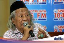 Ridwan Saidi: Nggak Penting Negara Punya Ibu Kota