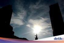 BMKG Prediksi Seluruh Jakarta Cerah Hari Ini