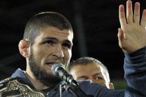 Jelang UFC 242, Khabib Ungkap Kekuatan Poirier