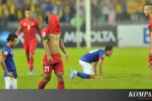 Inilah Rekor Pertemuan Timnas Indonesia Vs Malaysia