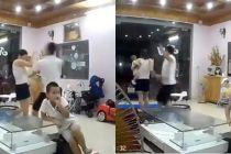 Viral Video Suami Pukul Istri Sambil Gendong Anak. Ini 5 Bahaya Anak Saksikan Orang Tua Bertengkar