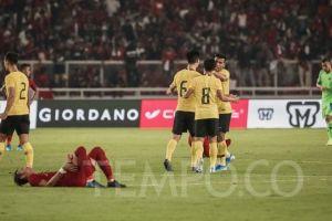 Klasemen Kualifikasi Piala Dunia Usai Indonesia Ditekuk Malaysia
