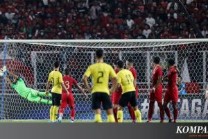Kata Pelatih Malaysia Setelah Kalahkan Indonesia