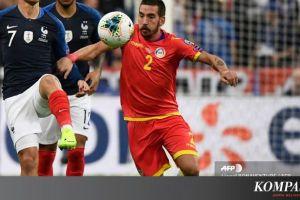 Perancis Vs Andorra, Les Bleus Menang, Griezmann Gagal Penalti Lagi