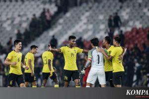 Indonesia Vs Thailand Tanpa Gol, Malaysia Vs UEA Berlangsung Sengit