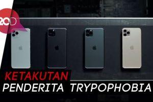 Kamera iPhone 11 Pro Jadi Mimpi Buruk Penderita Trypophobia