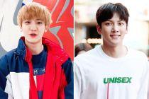 Lucunya Chanyeol EXO dan Ji Chang Wook Saling Puji Ketampanan
