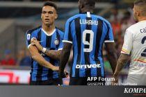Klasemen Serie A Italia Jelang Laga Pekan Ketiga, Inter di Puncak