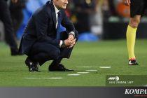Dortmund Vs Barcelona, Valverde Ingin Lupakan Memori Kelam di Anfield