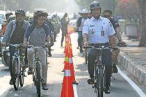 Anies Mau Jakarta Ramah Sepeda, Tahun Ini Jalur Sepeda 63 Km