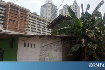 Kampung Kebon Melati, Permukiman yang Dikepung Gedung Pencakar Langit