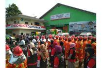 ACT Kirim Ribuan Ton Logistik Pangan dan Ratusan Relawan ke Riau