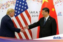 Saga Perang Dagang AS-China Diramal Masih Panjang