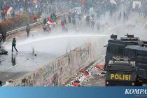 Kerusuhan di Sekitar Senayan, Tiga Mahasiswa UIN Jakarta Belum Ditemukan