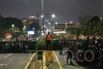 Polisi ke Siswa STM: Kalau Tertangkap Masa Depan Kalian Selesai