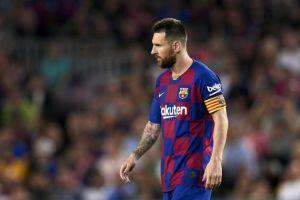 Messi Jadi 'Korban' Kemenangan Barcelona vs Villarreal