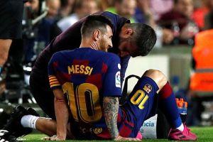 Lionel Messi Terancam Absen di Markas Getafe