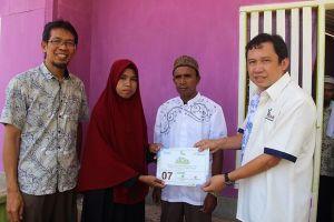 Laznas BMM Resmikan 320 Rumah Harapan untuk Korban Gempa Bumi Donggala