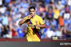 Getafe Vs Barcelona, Raih Kemenangan Perdana di Laga Tandang, Barca Ancam Madrid
