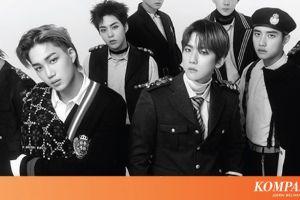 EXO Sapa Fans Jelang Konser, Chanyeol Sebut EXO-L Indonesia Tersayang