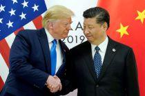 Peringatan 70 Tahun Berdirinya RRC, Trump Ucapkan Selamat kepada Jinping
