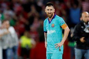 Barcelona vs Inter Millan, Valverde Belum Pastikan Messi Main
