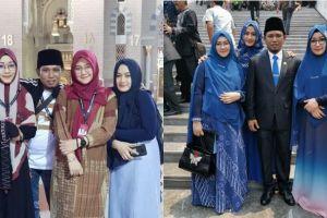 Pengakuan Lora Fadil anggota DPR beristri 3, poligami selama 8 tahun