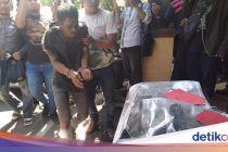 Ini Tampang Tukang Becak Pembunuh Penjual Nasi di Jombang