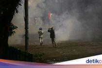 Polda Metro Tetapkan 380 Tersangka Ricuh Demo 30 September di DPR