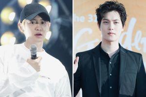 Chanyeol EXO Kembali Jadi Sasaran Hujatan Gara-Gara Foto Lawas Saat Antar Lee Jong Hyun Wamil