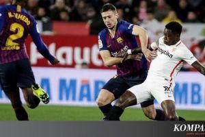 Jadwal Liga Spanyol Akhir Pekan Ini, Barcelona Vs Sevilla