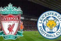 Susunan Pemain Liverpool vs Leicester City