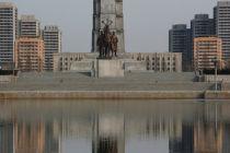 Takut Spionase, Korea Utara Blokir Jendela Gedung Pencakar Langit