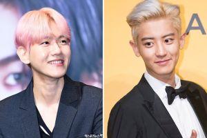Baekhyun Tetap Perhatian dan Tulis Komentar Ini di Postingan Chanyeol Meski Sedang Jauh di LA